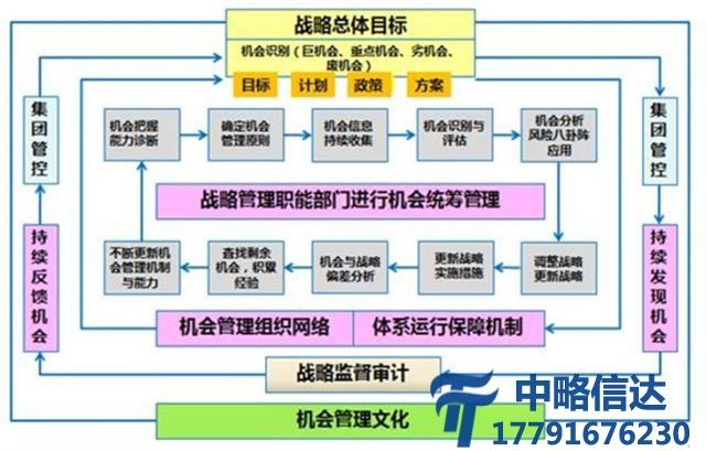 某钢铁集团管控及组织设计案例
